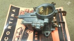 New Genuine Zenith VN2 Carburettor Mk1 Cortina 1500cc